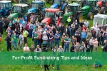 For-Profit Fundraising Tips and Ideas