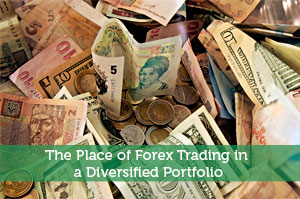 The Place of Forex Trading in a Diversified Portfolio