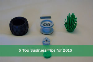 5 Top Business Tips for 2015