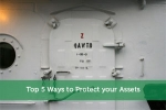 Top 5 Ways to Protect your Assets
