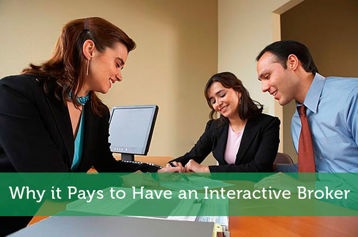 Why it Pays to Have an Interactive Broker