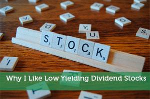 Jeremy Biberdorf-by-Why I Like Low Yielding Dividend Stocks