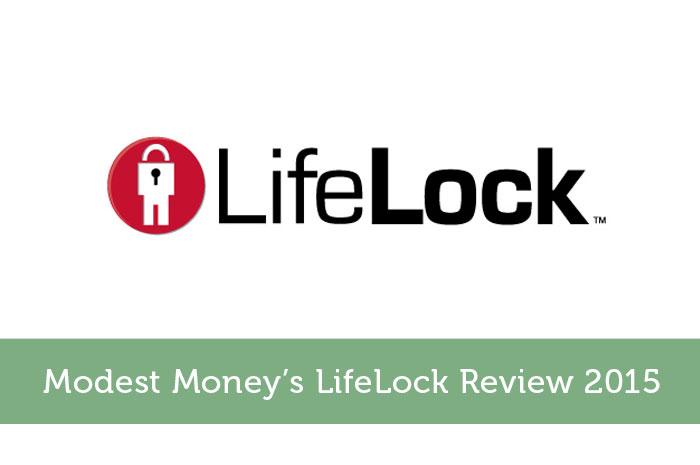 Modest Money's LifeLock Review 2015