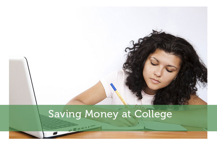 Saving Money at College