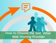 How to Choose the Best Value Web Hosting Provider