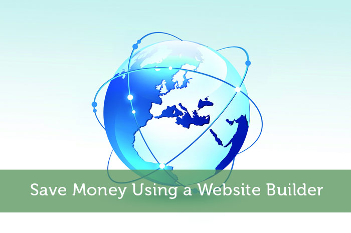 Save Money Using a Website Builder