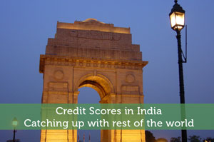 Adam-by-Credit Scores in India – Catching up With Rest of the World