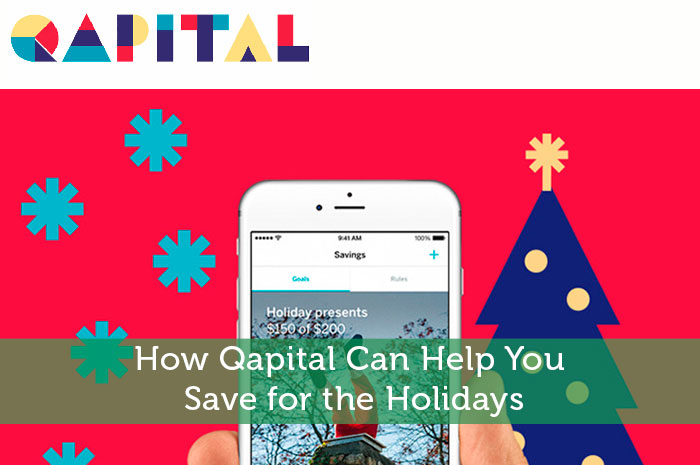 How Qapital Can Help You Save for the Holidays