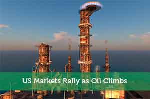 Josh Rodriguez-by-US Markets Rally as Oil Climbs