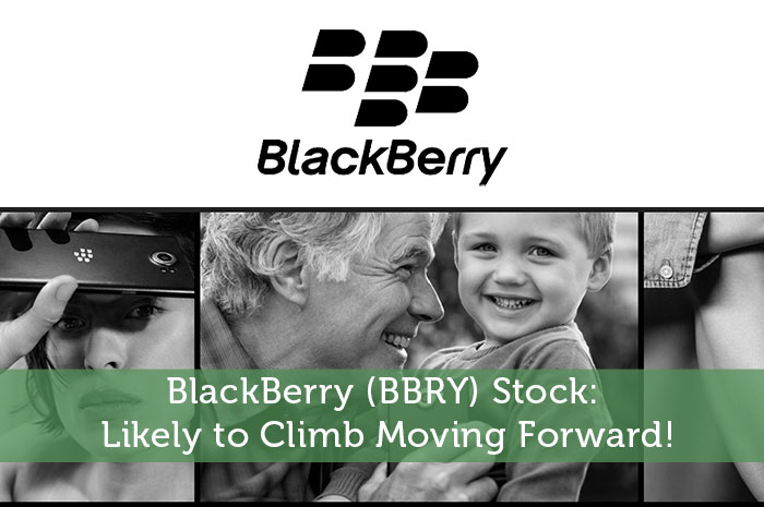 BlackBerry (BBRY) Stock: Likely to Climb Moving Forward!