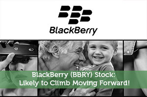 Buy BBRY stock from TradeKing today
