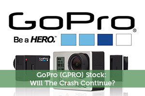 GoPro (GPRO) Stock: Will The Crash Continue?