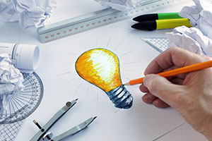 Light-bulb-inspiration-concept