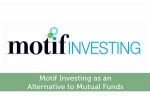 Motif Investing as an Alternative to Mutual Funds