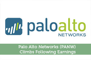 Palo Alto Networks (PANW) Climbs Following Earnings