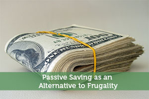 Adam-by-Passive Saving as an Alternative to Frugality