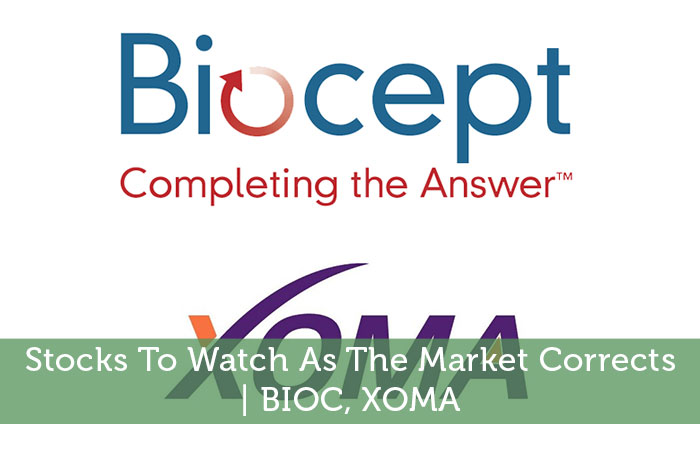 Stocks To Watch As The Market Corrects | BIOC, XOMA