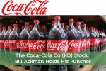 The Coca-Cola Co (KO) Stock: Bill Ackman Holds His Punches