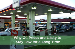 Why Oil Prices are Likely to Stay Low for a Long Time