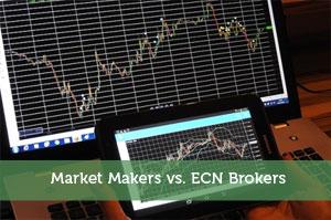 DailyForex-by-Market Makers vs. ECN Brokers
