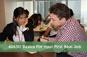 401(K) Basics For Your First Real Job