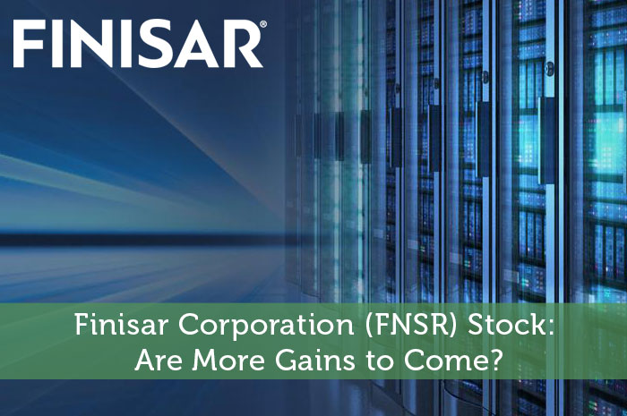 Finisar Corporation (FNSR) Stock: Are More Gains to Come?