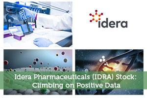 Idera Pharmaceuticals (IDRA) Stock: Climbing on Positive Data