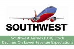 Southwest Airlines (LUV) Stock Declines On Lower Revenue Expectations