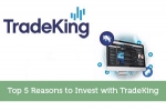 Top 5 Reasons to Invest with TradeKing