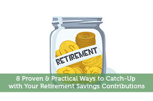 Rick Pendykoski-by-8 Proven & Practical Ways to Catch-Up with Your Retirement Savings Contributions