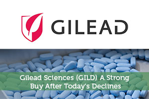 Gilead Sciences (GILD) A Strong Buy After Today's Declines