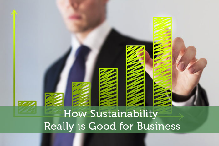 How Sustainability Really Is Good For Business Modest Money