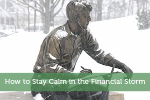 How to Stay Calm in the Financial Storm