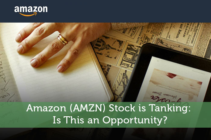 Amazon (AMZN) Stock is Tanking: Is This an Opportunity?