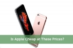 Is Apple Cheap at These Prices?