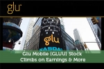 Glu Mobile (GLUU) Stock Climbs on Earnings & More