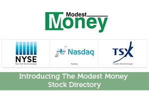 Introducing The Modest Money Stock Directory
