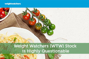 Weight Watchers (WTW) Stock is Highly Questionable
