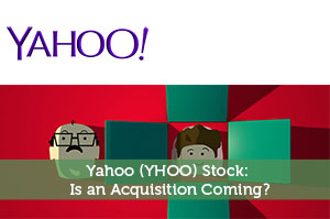 Yahoo (YHOO) Stock: Is an Acquisition Coming?