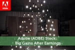 Adobe (ADBE) Stock: Big Gains After Earnings