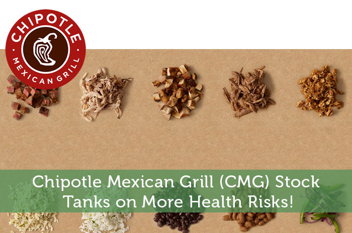 Chipotle Mexican Grill (CMG) Stock Tanks on More Health Risks!