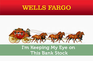 I'm Keeping My Eye on This Bank Stock