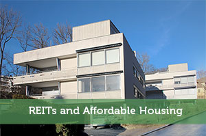 REITs and Affordable Housing