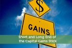 Short and Long End of the Capital Gains Stick