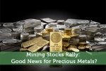 Mining Stocks Rally: Good News for Precious Metals?