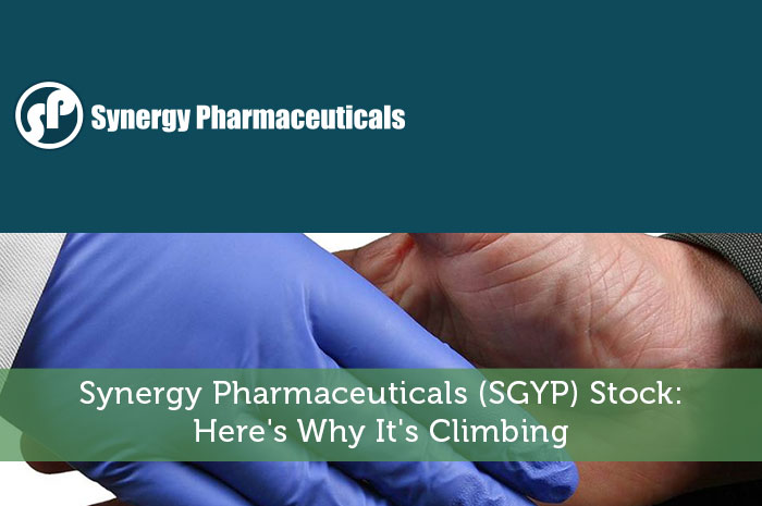 Synergy Pharmaceuticals (SGYP) Stock: Here's Why It's Climbing
