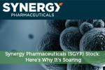Synergy Pharmaceuticals (SGYP) Stock: Here's Why It's Soaring