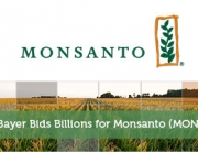 Bayer Bids Billions for Monsanto (MON)