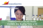 ChemoCentryx (CCXI) Stock: Insiders Are Buying Tons of It!