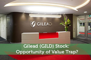 Gilead (GILD) Stock: Opportunity of Value Trap?